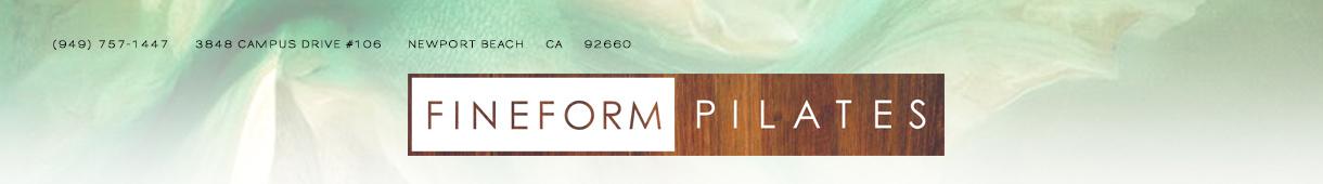 FineForm Pilates